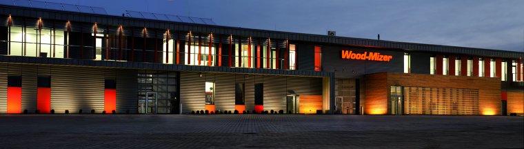 Nowa hala Wood-Mizer
