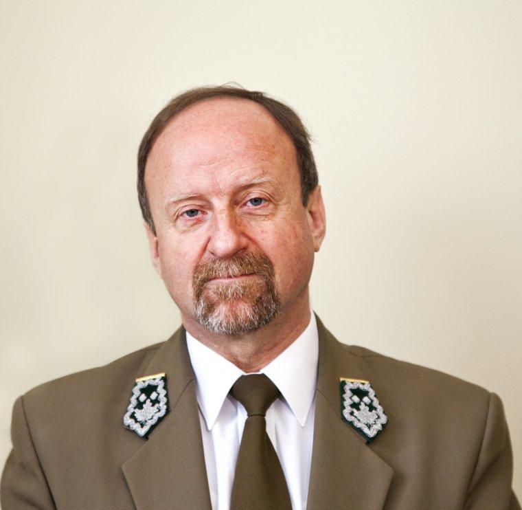 Jan Szramka, Dyrektor RDLP w Gdańsku