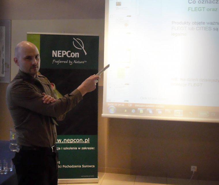 Szkolenie NEPCon: Certyfikacja FSC i PEFC oraz wymogi rozporządzenia EUTR