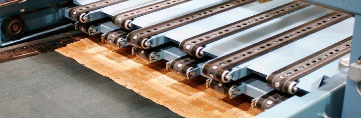Raute dostarczy linię do produkcji LVL dla Steico