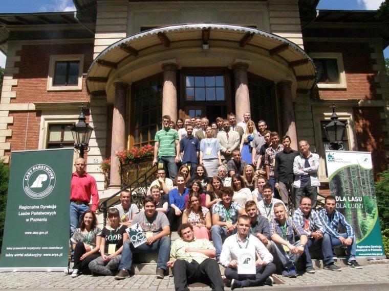 VI Konferencja Szkoleniowa Studentów Leśnictwa Las-Człowiek-Biznes