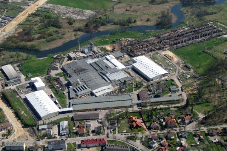 Fabryka sklejki w Piszu zabezpieczy emisję obligacji Pagedu