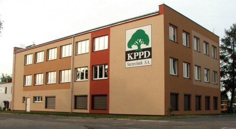 KPPD zlikwidowało skład fabryczny w Szczecinku