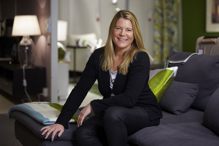 Evelyn Higler, prezes IKEA Retail w Polsce
