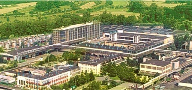 Fabryka w Cieszynie
