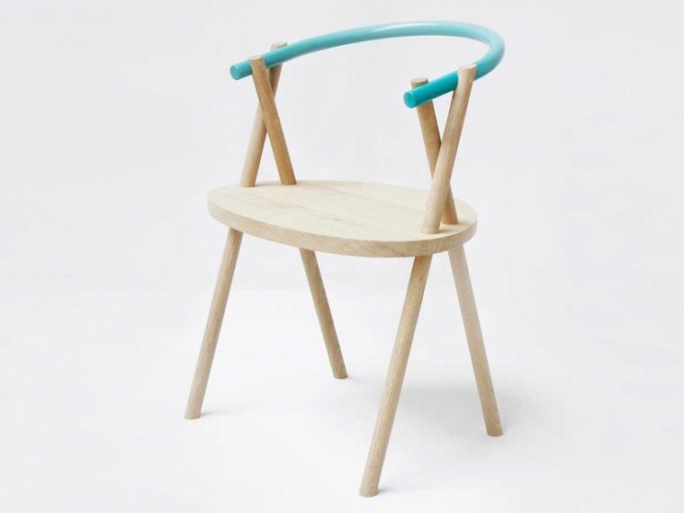 Stuck chair - OATO