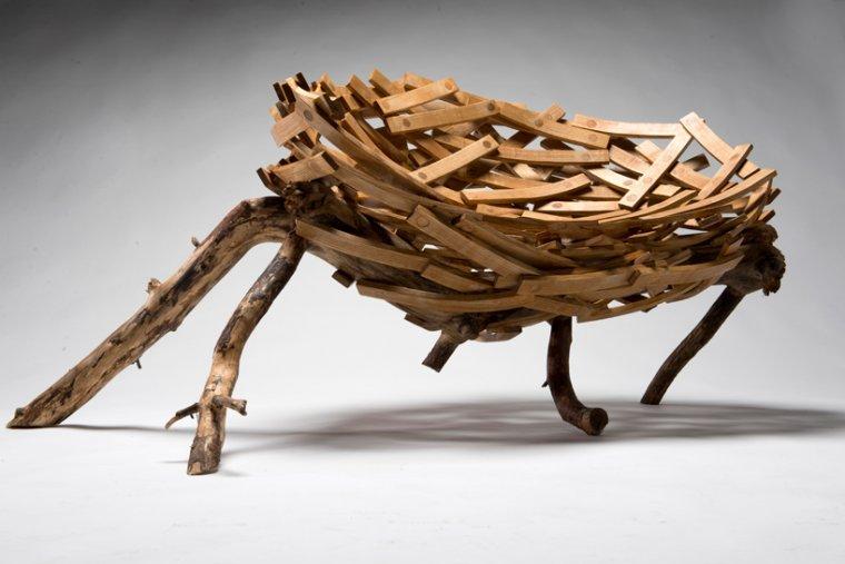 Eyrie chair - Floris Wubben
