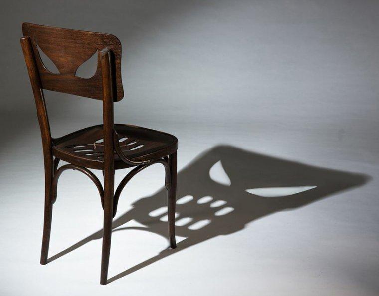 Coppelius chair - Yaara Dekel