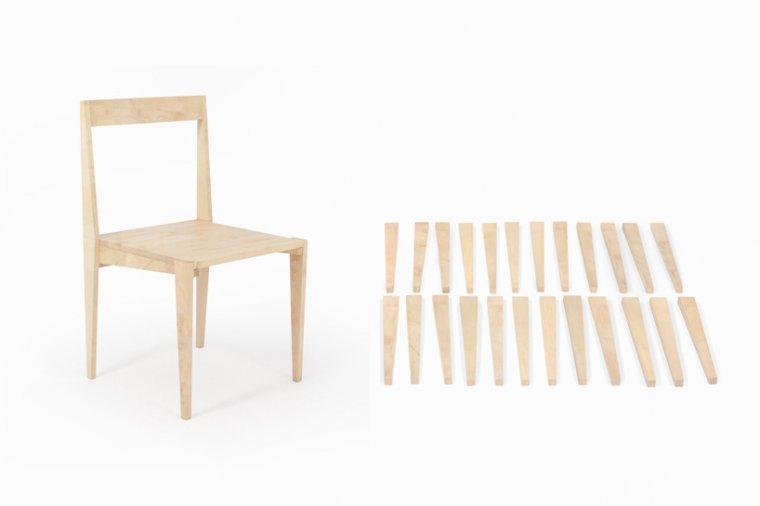 Chair Nº24 - Angela Frias & Gonçalo Dias