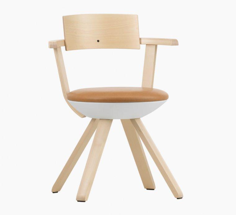 Rival chair - Konstantin Grcic