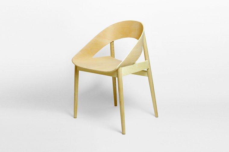 Ring chair - Tatsuo Kuroda