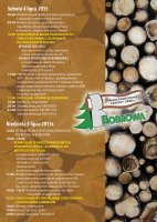 XVI Międzynarodowe Zawody Drwali w Bobrowej