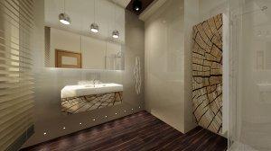 Możliwości wykorzystania nadruku w meblach łazienkowych