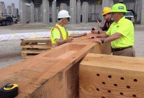 Elementy konstrukcyjne Arki