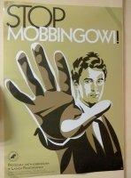 Mobbing w Lasach Państwowych - plakat