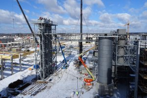 Fabryka Egger w Biskupcu rośnie w dynamicznym tempie