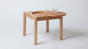Companion table - proj. Paul Wones