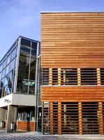 Thermowood na elewacji<br>fot.Hill Wood Products