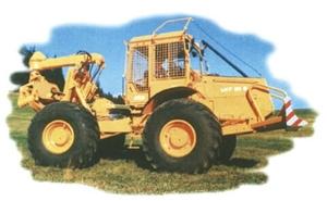LKT 90B - skider chwytakowy
