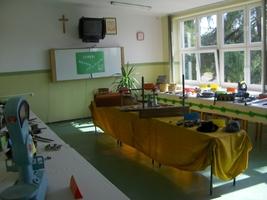 Sala zawodów absolwentów