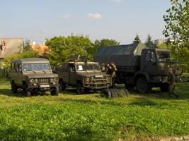 Pokazy sprzętu wojskowego