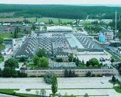 Zakład produkcyjny w Sokółce<br>fot. Sokółka Okna i Drzwi