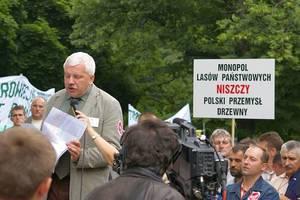 Mirosław Florkiewicz Prezydent PIGPD mówi o aktualnej sytuacji przemysłu