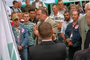 Drewna w Polsce jest pod dostatkiem - mowił poseł Cybulski