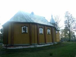 Architektura drewniana Podlasia - Cerkwie pounickie
