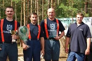 Reprezentacja Polski na zawody drwali