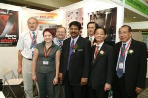 Zakłady Narzędzi Skrawających gościły na wystawie na zaproszenie Wydziału Promocji Handlu i Inwestycji Ambasady Rzeczypospolitej Polskiej w Kuala Lumpur