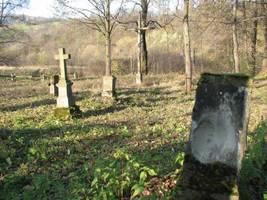 Cmentarz w Dwerniku