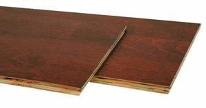 Podłogi drewniane Buk Chocolate dostępne w salonach RuckZuck