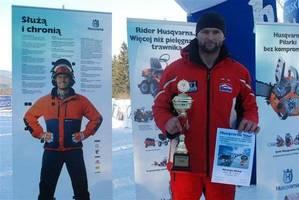 Michal Merhaut Pierwsze miejsce w klasie limitowanej