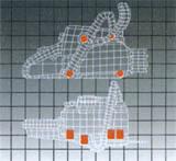 W systemie antywibracyjnym<br>Stihla tłumienie drgań<br>odbywa się w czterech miejscach.<br>Zamontowano w nich m.in. dwie<br>sprężyny i jeden element gumowy.