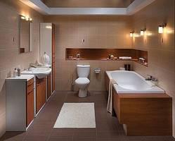 Meble łazienkowe serii Nova - Koło