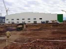 Budowa fabryki sklejki i materiałów drewnopochodnych w Anżero-Sudżensku