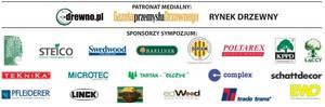 Sponsorzy sympozjum Przemysł Drzewny 2010+ Rynek i innowacje
