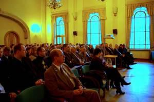 Uczestnicy poznańskiej konferencji z zainteresowaniem słuchali prelegentów
