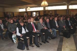 Część seminaryjna konferencji odbyła się w Staszowie