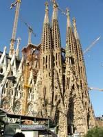 Bazylika Sagrada Familia w Barcelonie