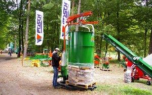 Urządzenie do pakowania drewna opałowego