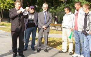 S. Wrochna przekazuje ustalenia: Minister M. Boni nadzorować będzie negocjacje w sprawie ustalenia zasad sprzedaży drewna na rok 2012