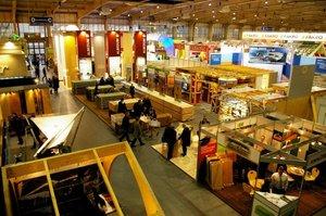 Budma 2012 - Salon drewna