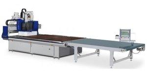 FORMAT-4 CNC profit H10 - centrum obróbcze CNC