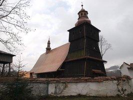Nowy dach dzieki nietoperzom ma drewnianay kościół w Skrzydlnej