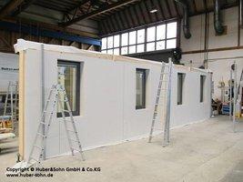 Przygotowanie modułów ścian