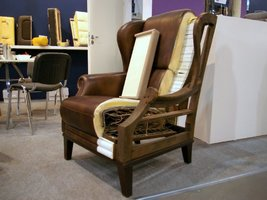 Furnica - Jak zbudowany jest fotel?
