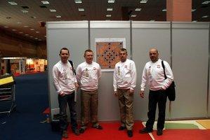 Reprezentacja Polski przed wzorem konkursowym