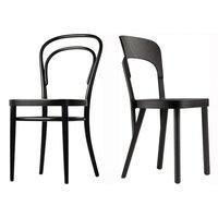 Tradycja vs. nowocześność - Krzesła Thonet nr 214 i 107